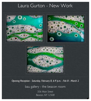 New Work - BAU Gallery, Beacon NY